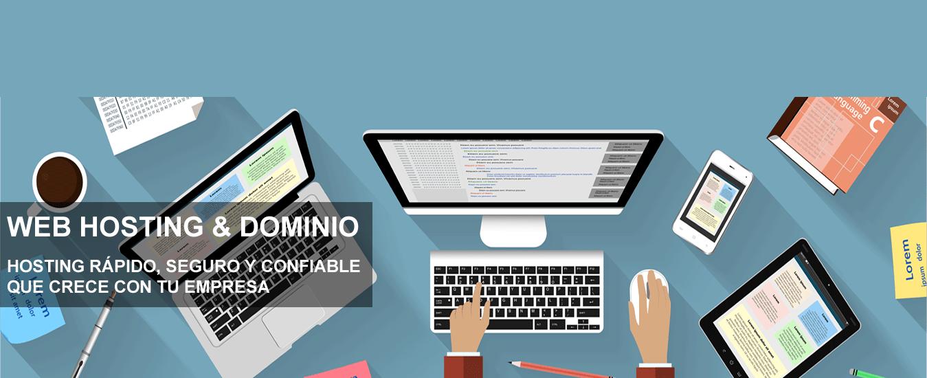 hosting y dominio - diseño web perú | diseño de paginas web peru